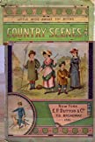 Country Scenes: Little Wide-Awake Toy Books