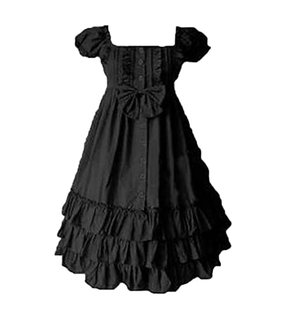 7cfd1159d76f Angel&Lily Lolita Cotton Dress Plus 1X-10X: Amazon.ca: Clothing &  Accessories