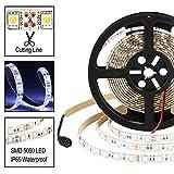 SUPERNIGHT LED Strip Lights, 16.4FT SMD 5050 Cool