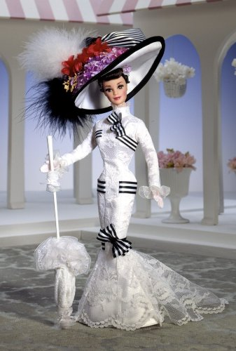 My Fair Lady Costume (Barbie as Eliza Doolittle in My Fair Lady)