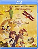 The Little Prince 2D + 3D (Region A Blu-ray) (English, French & Cantonese Languages, English subtitled) French Animation a.k.a. Le Petit Prince