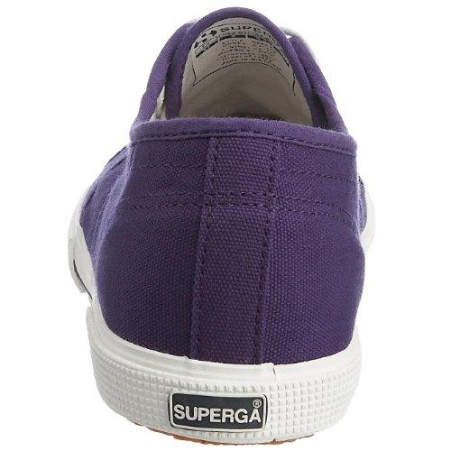 2950 Unisex Violet lona 451 de Superga Zapatillas Morado Cotu 1d1Tq