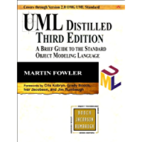 UML Distilled: A Brief Guide to the Standard Object Modeling Language (3rd Edition)