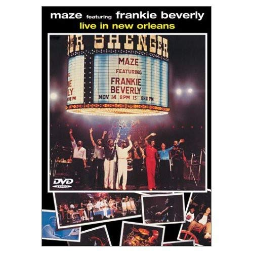 Frankie Beverly - Live in New Orleans by The Right Stuff (Image #2)