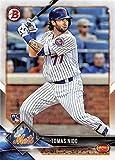 2018 Bowman #76 Tomas Nido RC Rookie New York Mets Baseball Card