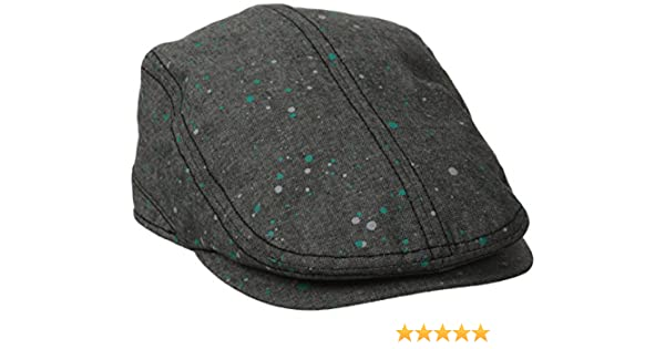 f8ee7e8932a Amazon.com  G-Star Raw Men s Coban Flat Cap in Broken Chambray