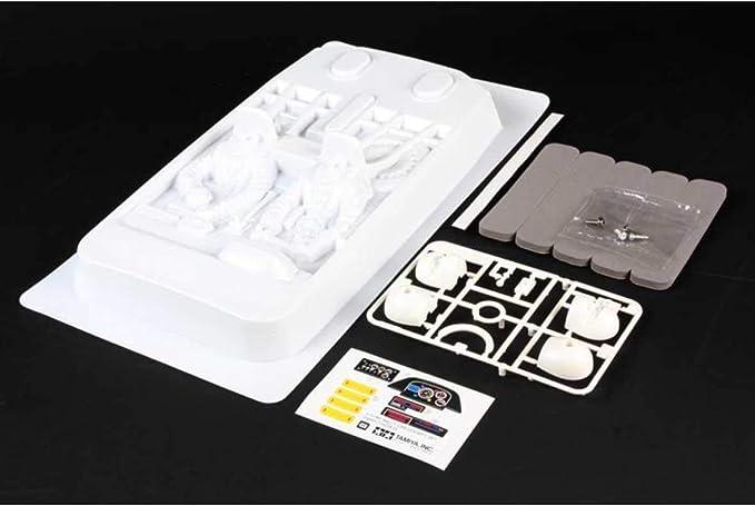 Hop up Opushonzu No.1491 Op.1491 1/10 Rc Rally Car Cockpit Set 54491: Amazon.com.au: Toys & Games