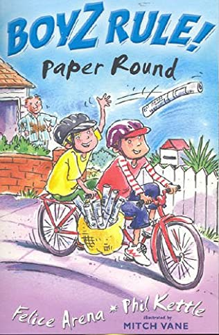 book cover of Paper Round