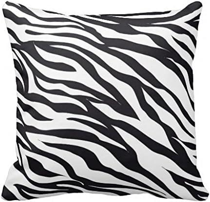 Cuscini Zebrati.Aidoue Federa Motivo Zebrato Per Decorare Un Cuscino Copertura Per