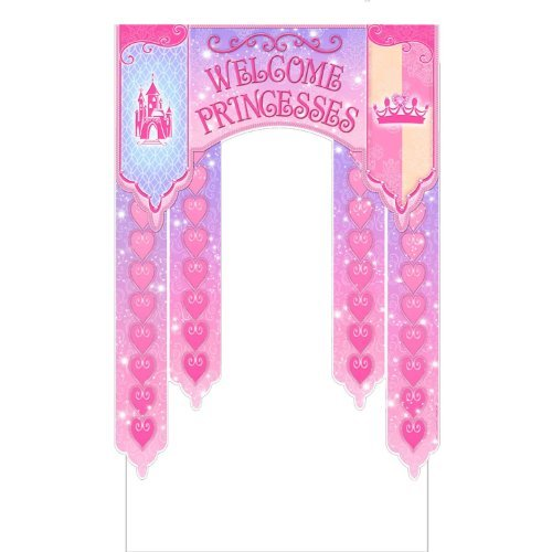 Disney Princess Royal Event Door Banner (Through Banner Door Walk)