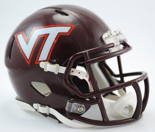 NCAA Virginia Tech Hokies Speed Mini Helmet ()