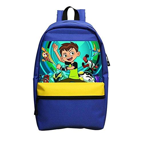 Custom Ben-10 Game Children School Bags Back Pack School Kid's (Ben 10 Pencil)