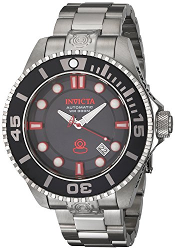 Invicta Men S 19798 Pro Diver Analog Automatic Stainless