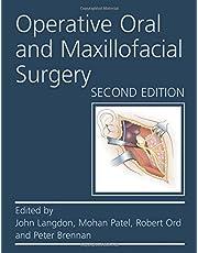 Operative Oral and Maxillofacial Surgery Second edition
