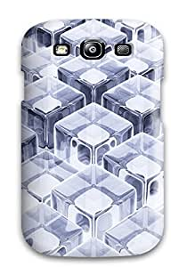 9660928K84266620 Awesome Case Cover/galaxy S3 Defender Case Cover(cgi 3d)
