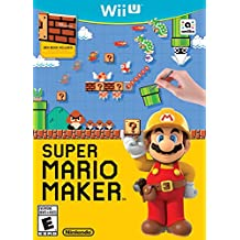 Super Mario Maker - Wii U [Digital Code]