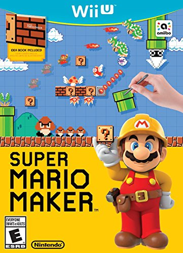 Super Mario Maker - Wii U [Digital Code] by Nintendo