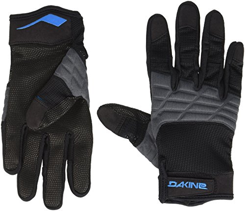 Dakine Unisex Full Finger Sailing Gloves, Black, (Neoprene Full Finger)