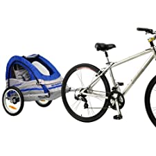 Schwinn Trailblazer Single Review – Aluminium Frame Bicycle Trailer