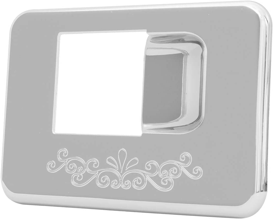 GG Grand General 52002 Chrome Plastic Door Handle Trim R//H for Kenworth W 2002
