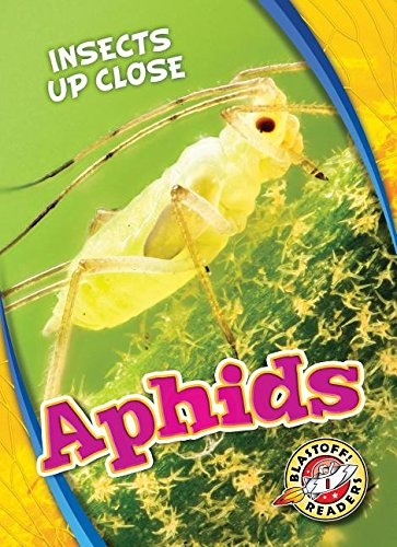 Aphids (Blastoff! Readers, Level 1: Insects Up Close)