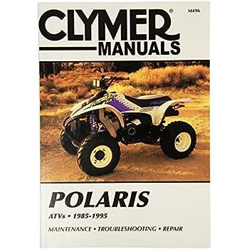 HAYNES 2302 REPAIR SERVICE MANUAL POLARIS ATVS