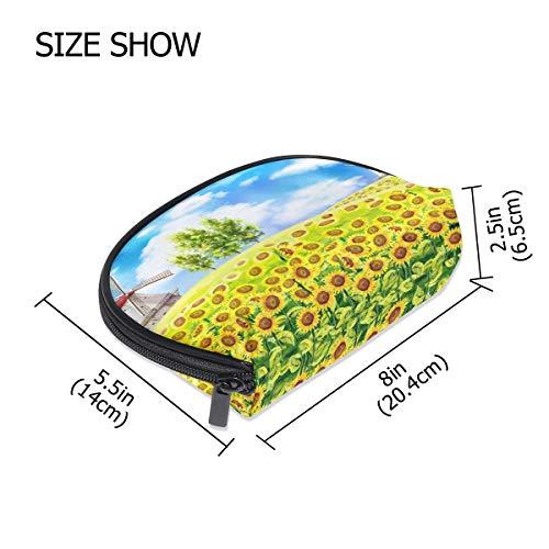 Amazon.com: Anna Cowper Sunflower - Bolso organizador de ...