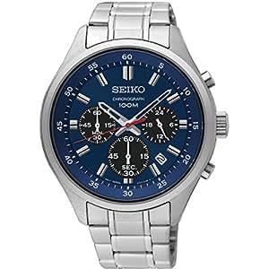 Reloj - Seiko - para Hombre - SKS585P1: Amazon.es: Relojes