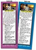 "Bible Bookmark - The Gospel of Jesus Christ - Package of 10 - 2""x6"""