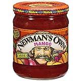 Newman's Own All Natural Medium Mango Salsa