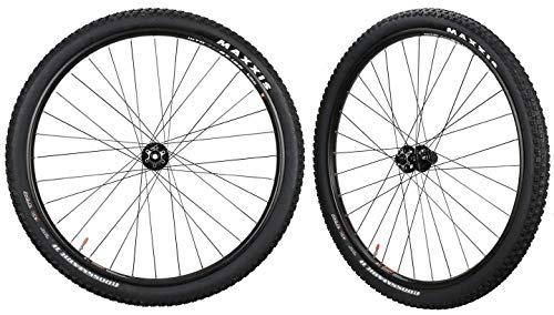 CyclingDeal WTB Mountain Bike Bicycle Tubeless 29er Wheelset + Tires 15mm Front 12mm Rear 11s (12 Rim Bike)