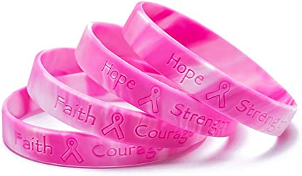 Breast Cancer Bangle
