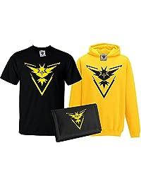 Bullshirt Kid's Team Instinct T-Shirt, Hoodie & Wallet Set