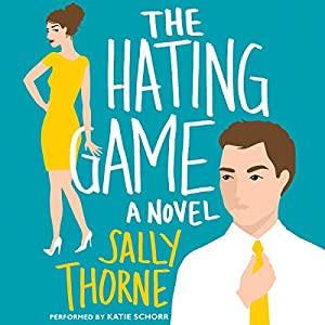 Amazon the hating game a novel audible audio edition sally amazon the hating game a novel audible audio edition sally thorne katie schorr harperaudio books fandeluxe Images