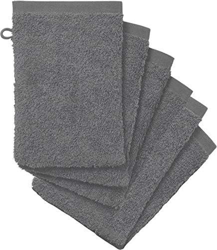 8 x 500 g/m² de alta calidad 100% franela de algodón guantes de ...