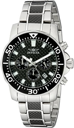 Invicta Men's 17253SYB Pro Diver Two-Tone Stainless Steel Watch