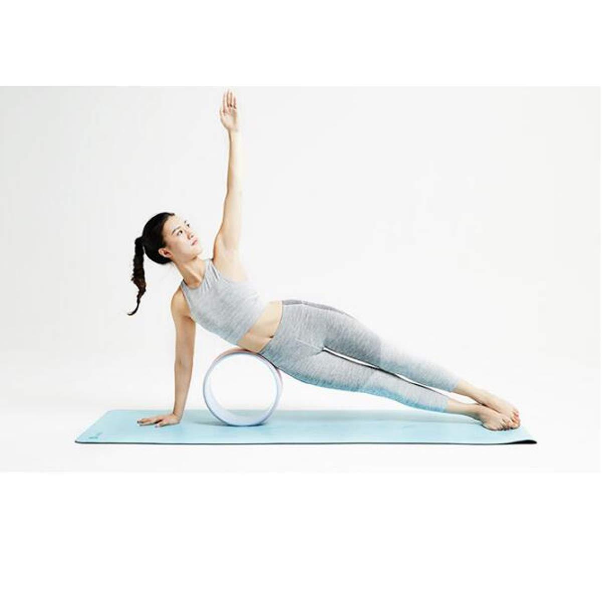 Amazon.com: XIONGHAIZI Yoga Wheel, Beginner Back Bend Yoga ...