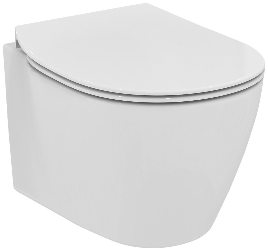Ideal Standard E121901 Connect space pack susp cuv+abt fc fin Blanc