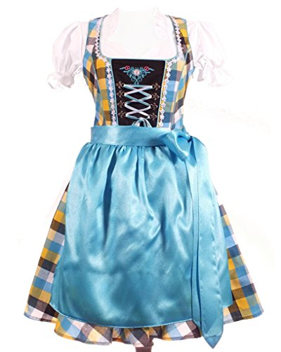 3piece Child Dirndl KD-042/140 ()