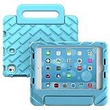ipad mini gumdrop case - Gumdrop Cases FoamTech Case for Apple iPad Mini 4 (Late 2015) and iPad Mini 3, 2, 1, Blue