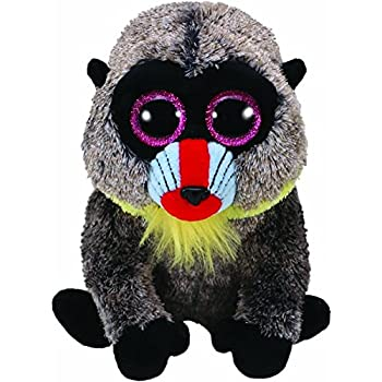 Ty Beanie Boos FRANKY - Pink Multicolored reg 6