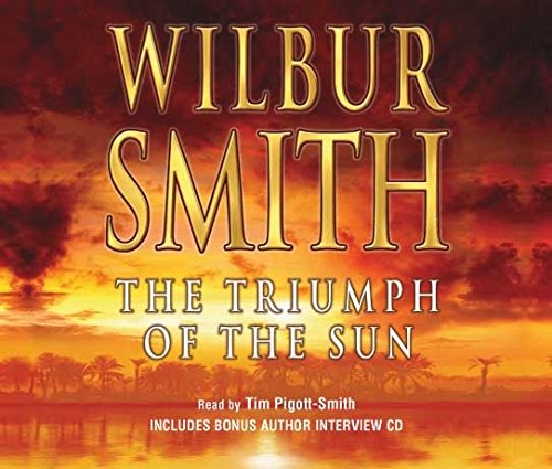 The Triumph of the Sun (Courtney series) by Macmillan UK