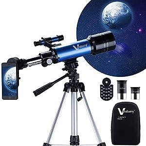 טלסקופ עם שלט אלחוטי