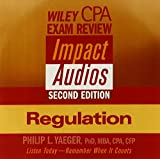 Wiley CPA Examination Review Impact Audios Regulation