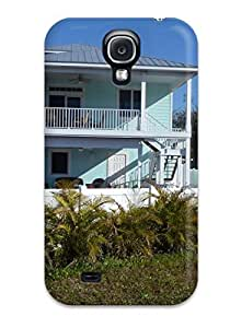 Exterior Home Design Online Case Compatible With Galaxy S4/ Hot Protection Case