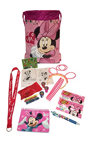 - Magical Adventure Park Packs Disney World with Offical Autograph Character Book and Accessories Minnie Mouse