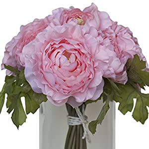 Ranunculus Silk Bouquet 15