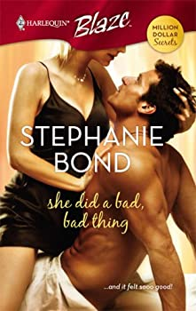 She Did A Bad, Bad Thing 0373793421 Book Cover