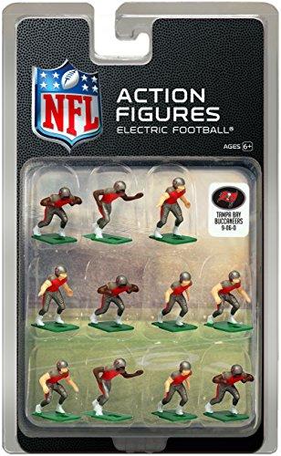 (Tampa Bay Buccaneers Home Jersey NFL Action Figure Set)