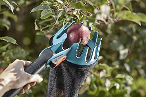 Gardena 311020 - Recolector de fruta con bolsa de algodón: Amazon.es: Jardín